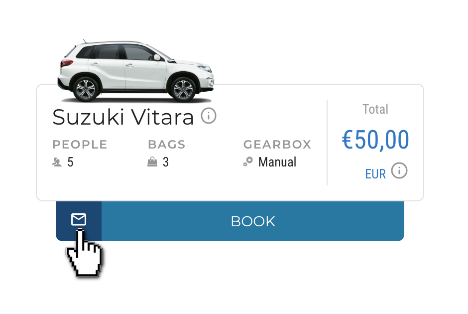 Avax car rental quote