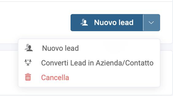 Converti lead