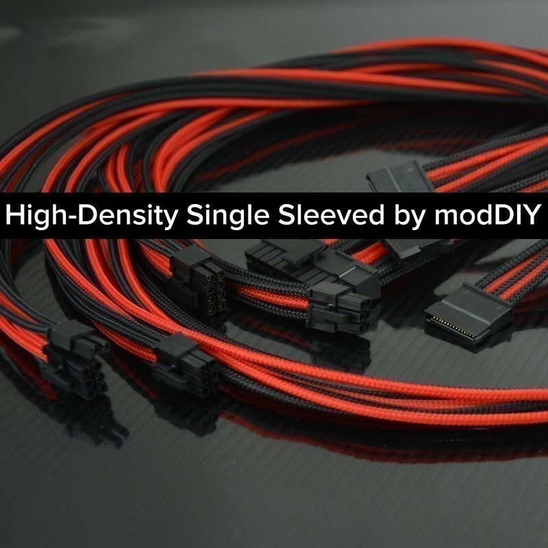 High-Density Single Sleeved