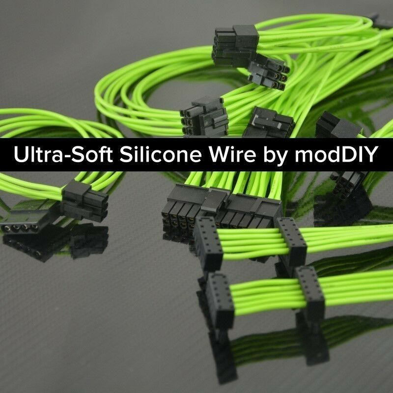 Ultra-Soft Silicone Wire