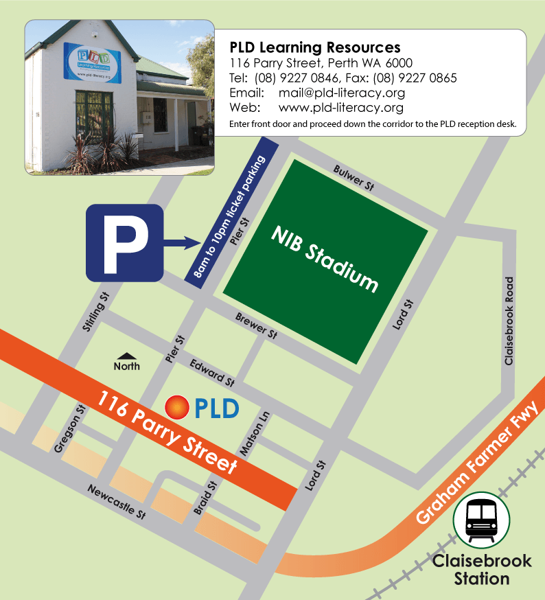PLD parking options