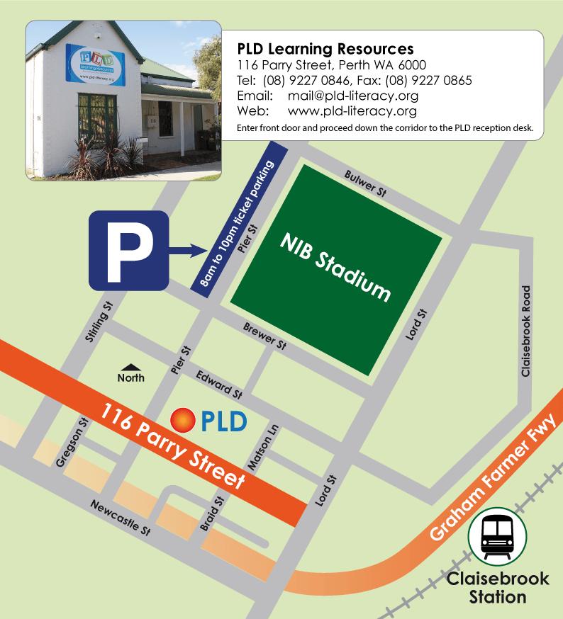 PLD office location