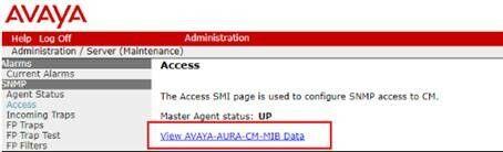 SMI-web-interface