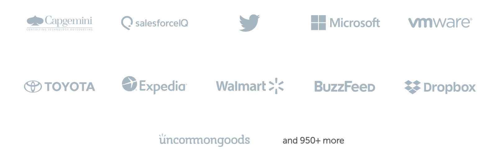 Companies that trust us
