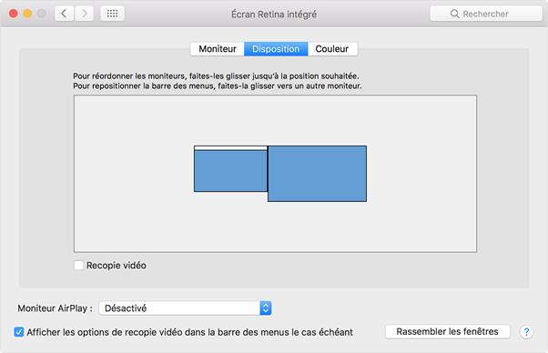 Sur Mac OS