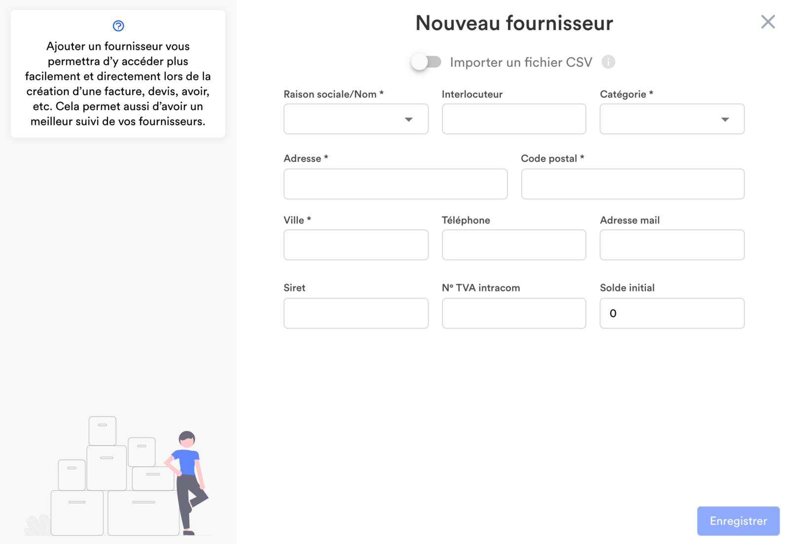Fournisseur