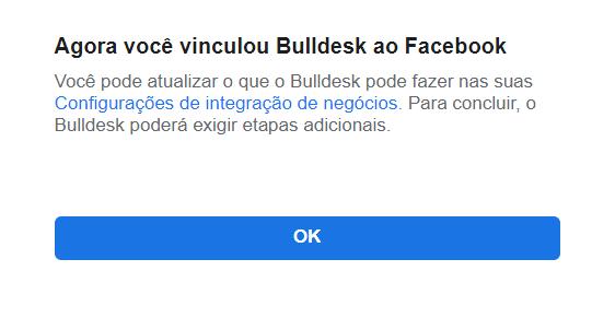 Integração Facebook Lead Ads - Concluída