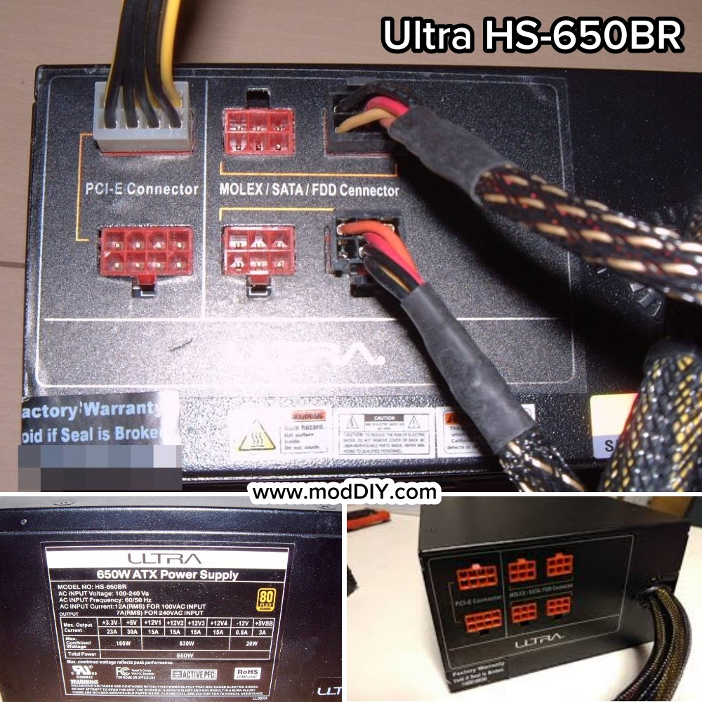 Ultra HS-650BR