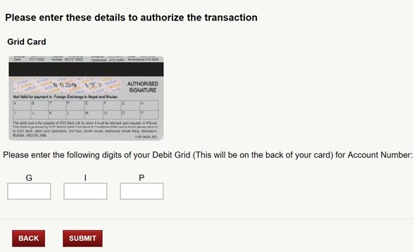 Enter authorization code