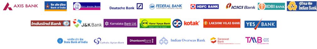 ATOM Banks List