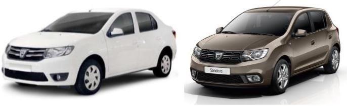Dacia Sandero / Dacia Logan