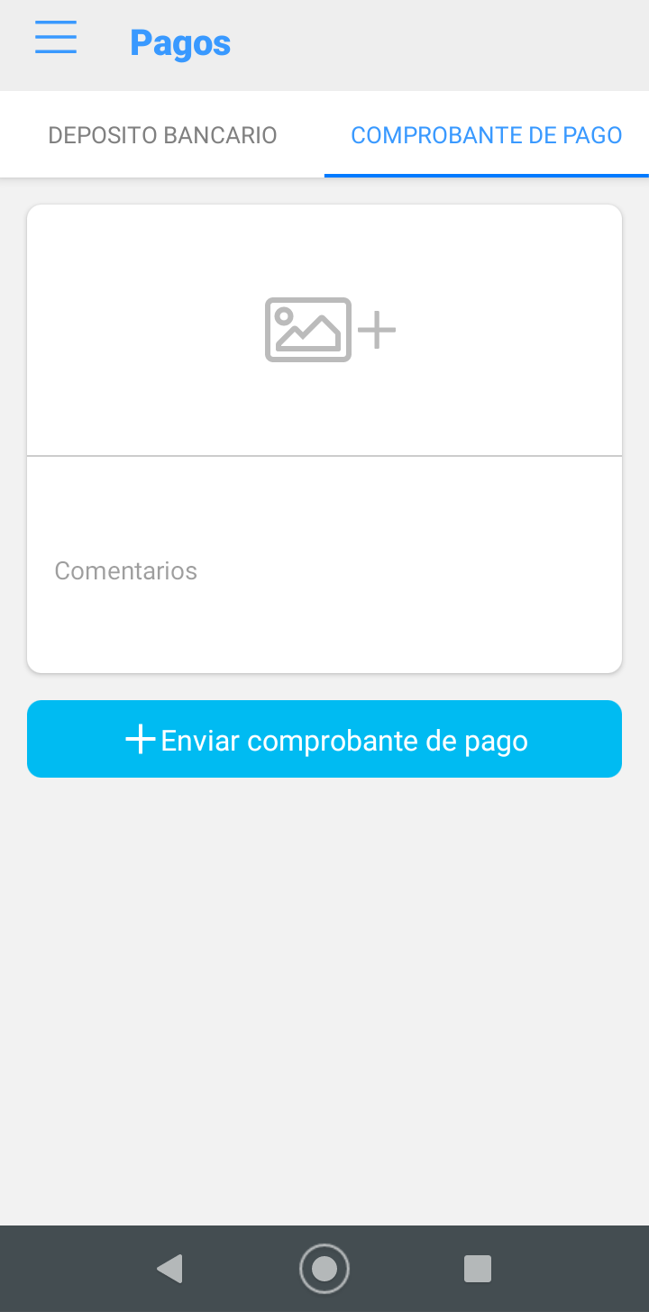 COMPROBANTE DE PAGO