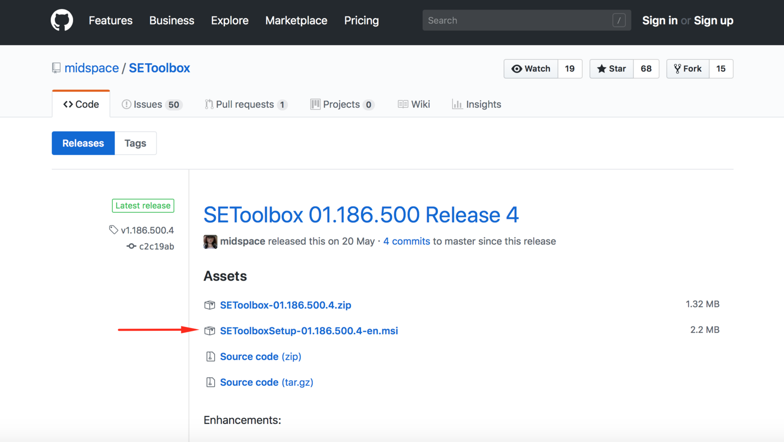 SE Toolbox Download