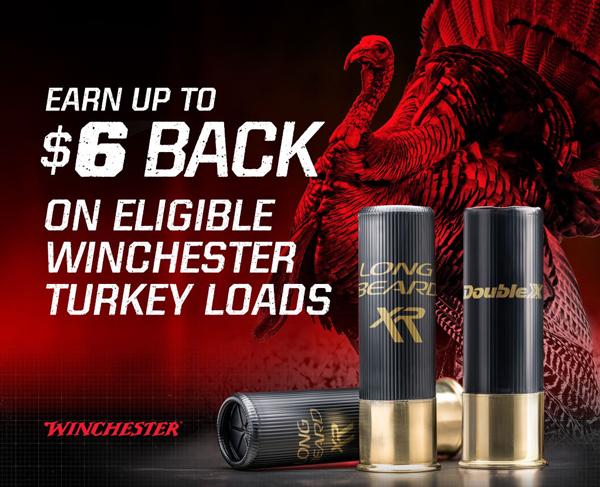 Winchester 2019 Turkey Rebate