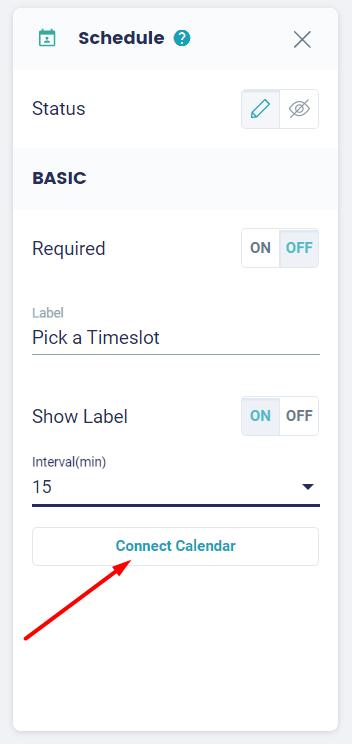 Connect Google Calendar
