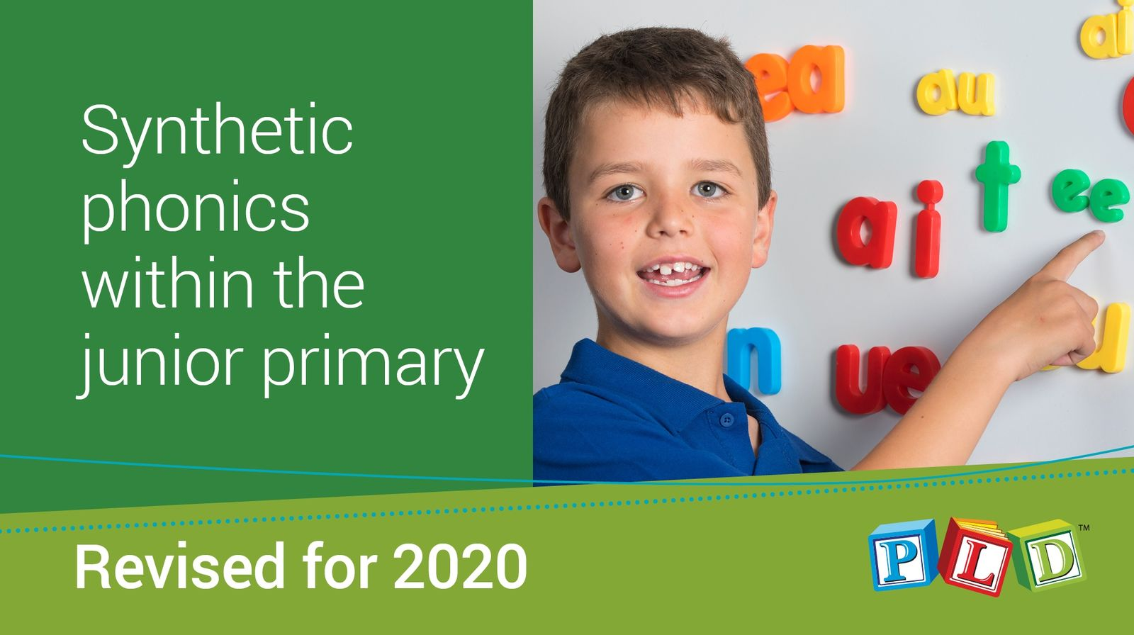 Synthetic phonics within junior primary