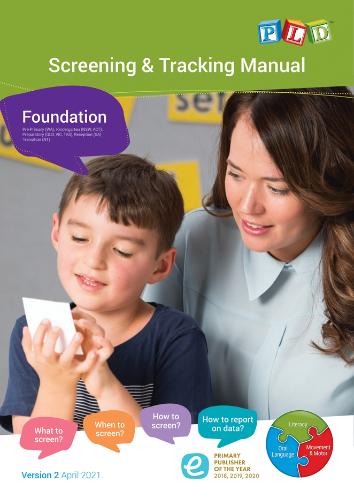 Screening & Tracking Manual - Foundation