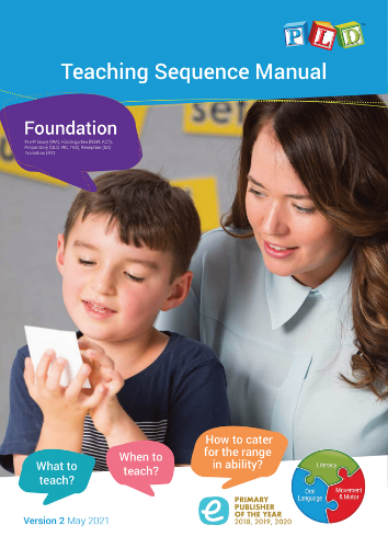 Teaching Sequence Manual - Foundation