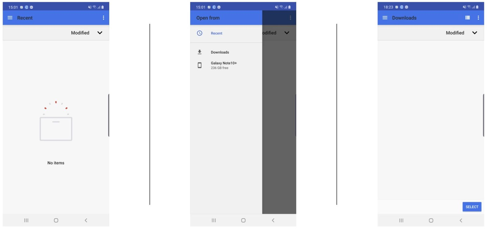 Android File Picker