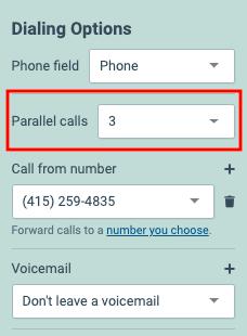 Parallel Calls Box