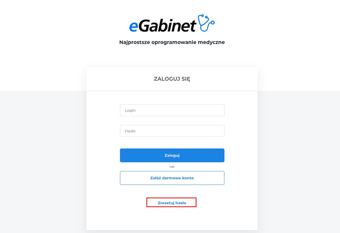 Zresetuj hasło bez dostępu do konta