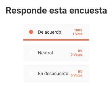 Ejemplo de Encuesta