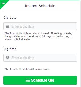 Instant Schedule