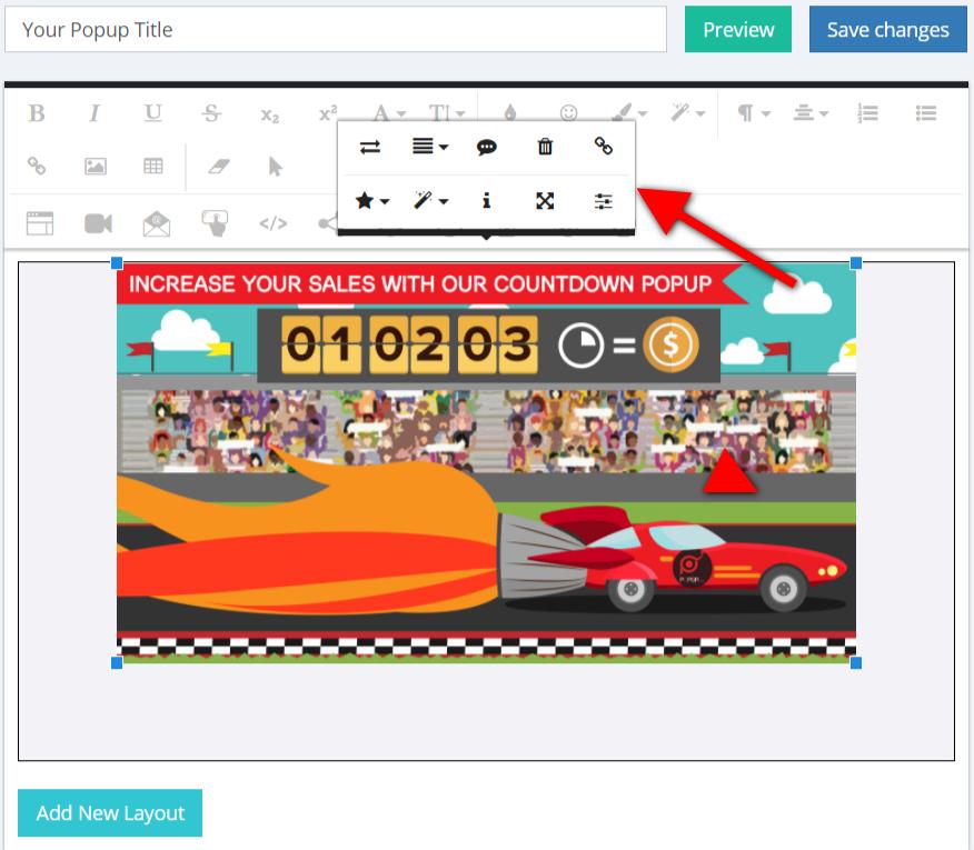 Check Image Customization Options