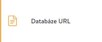 Databáze URL