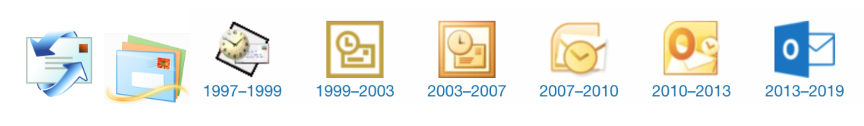 Disse forældede mailprogrammer fra Microsoft er ikke understøttet.