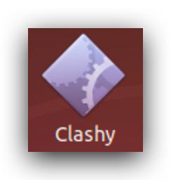 安装完成得到 Clashy