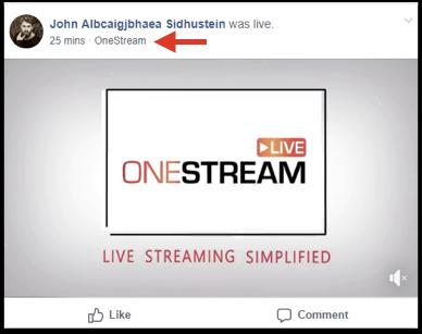 OneStream branding shown for Group