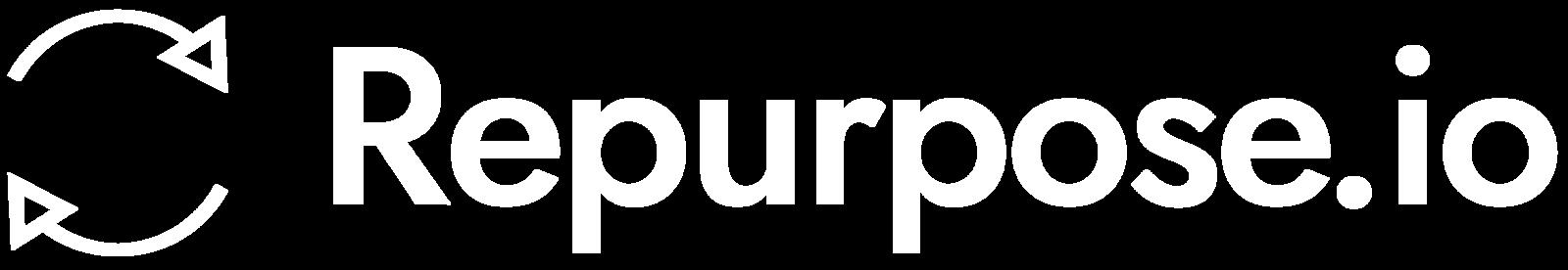 Repurpose.io Help Desk