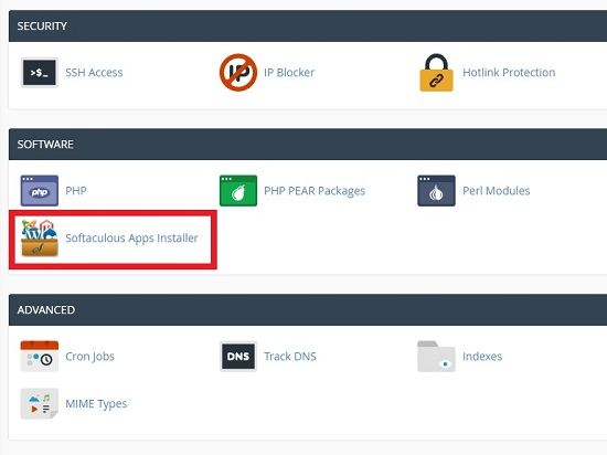 Migrate a WordPress site from a remote server using Softaculous Remote Import 1