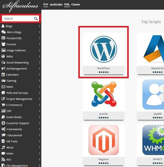 Migrate a WordPress site from a remote server using Softaculous Remote Import 2
