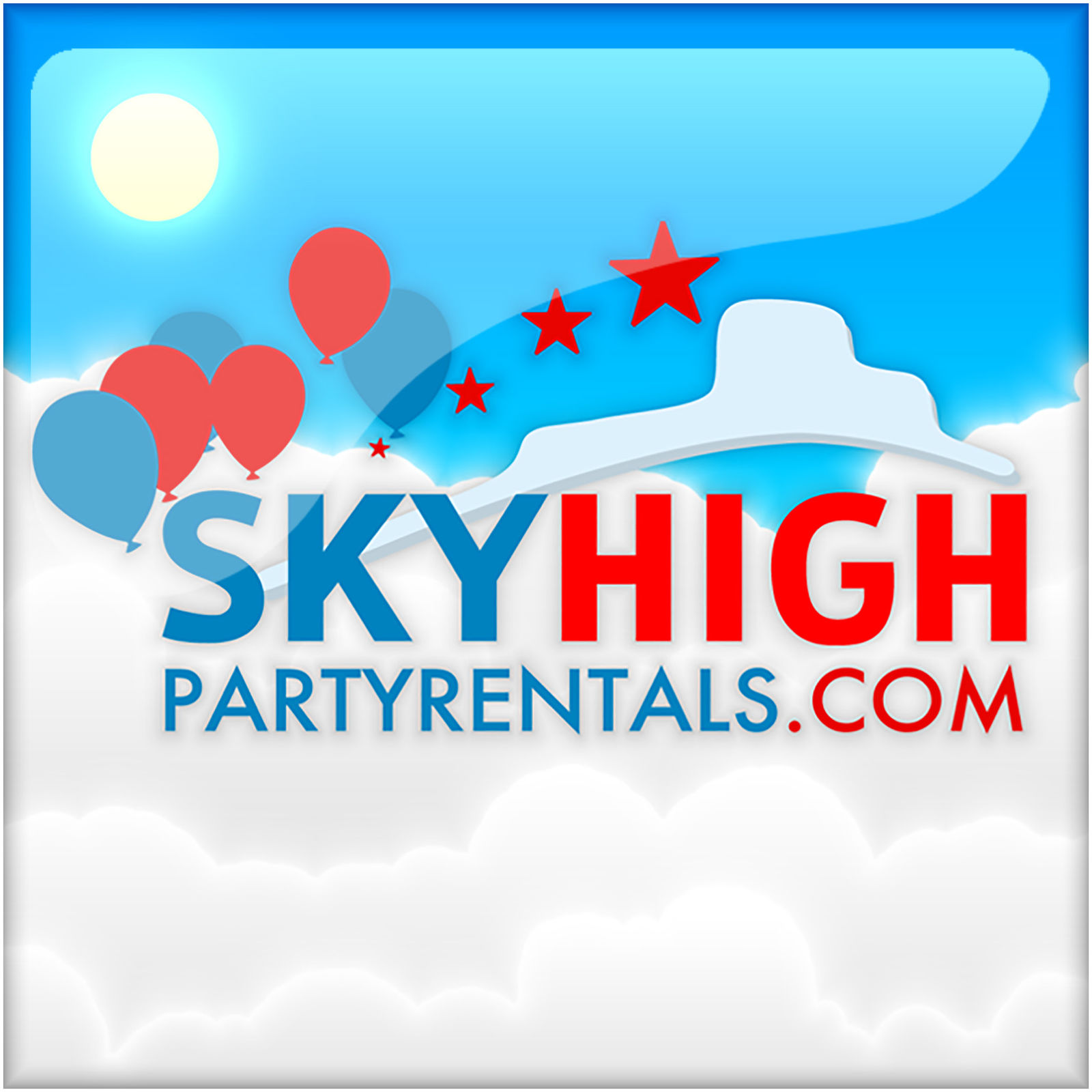 Sky High Party Rentals Helpdesk