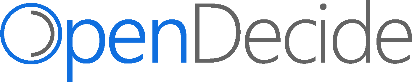 Centre d'aide OpenDecide