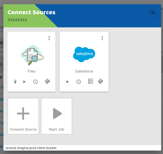Connecting to Salesforce