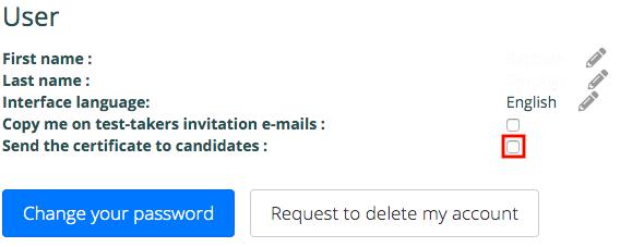 Send Certificate EN