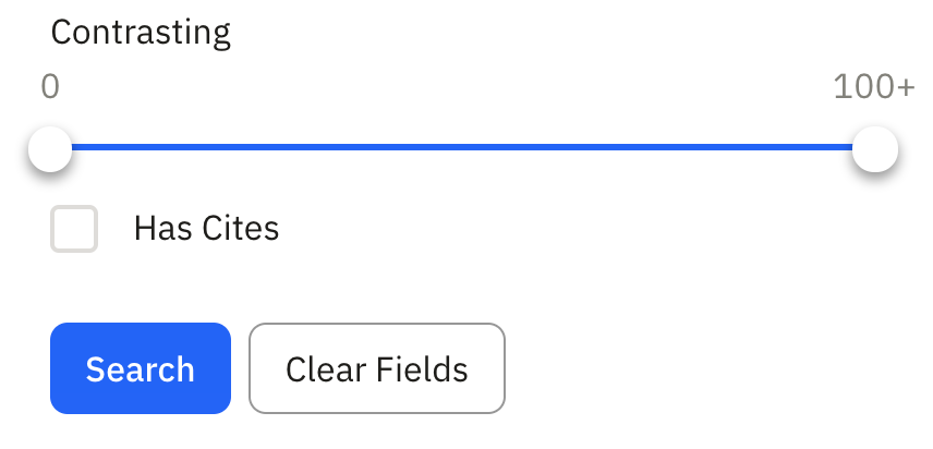 clear fields