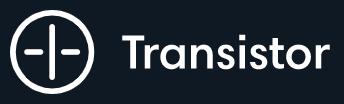 Transistor Help