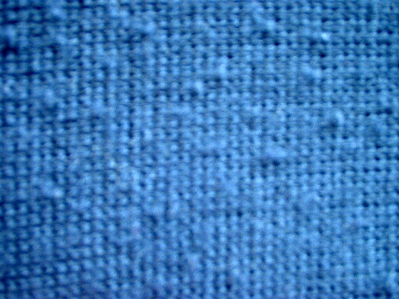 Closeup of Fabric Pilling
