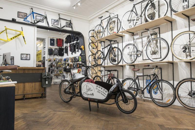 L'Hirondelle Bike Shop - Bordeaux