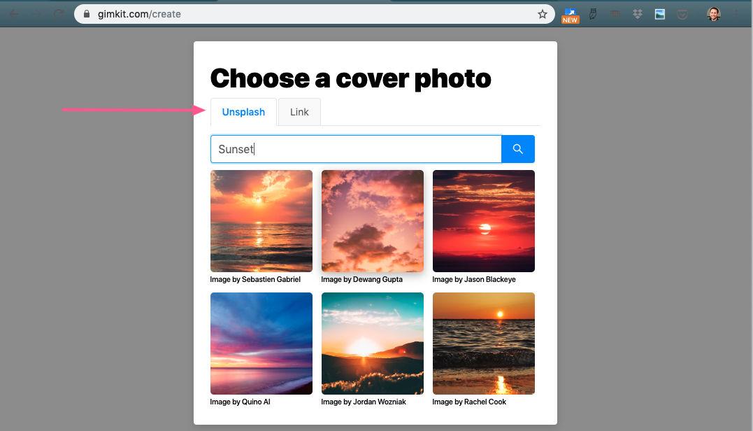 Choose a cover photo - Unsplash