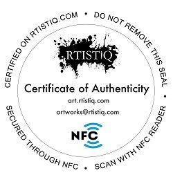 RtistiQ NFC Tag