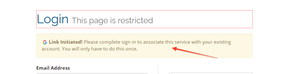 Getting error