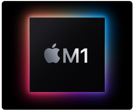 Depuis fin 2020, Apple équipe ses machines d'un processeur avec une nouvelle architecture