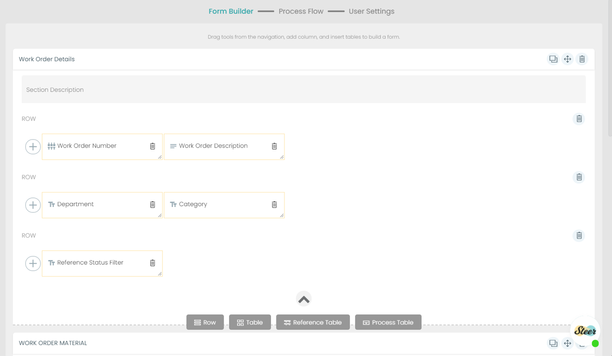 Fig. 3: FM WO Tools Inventory Form Builder Preview