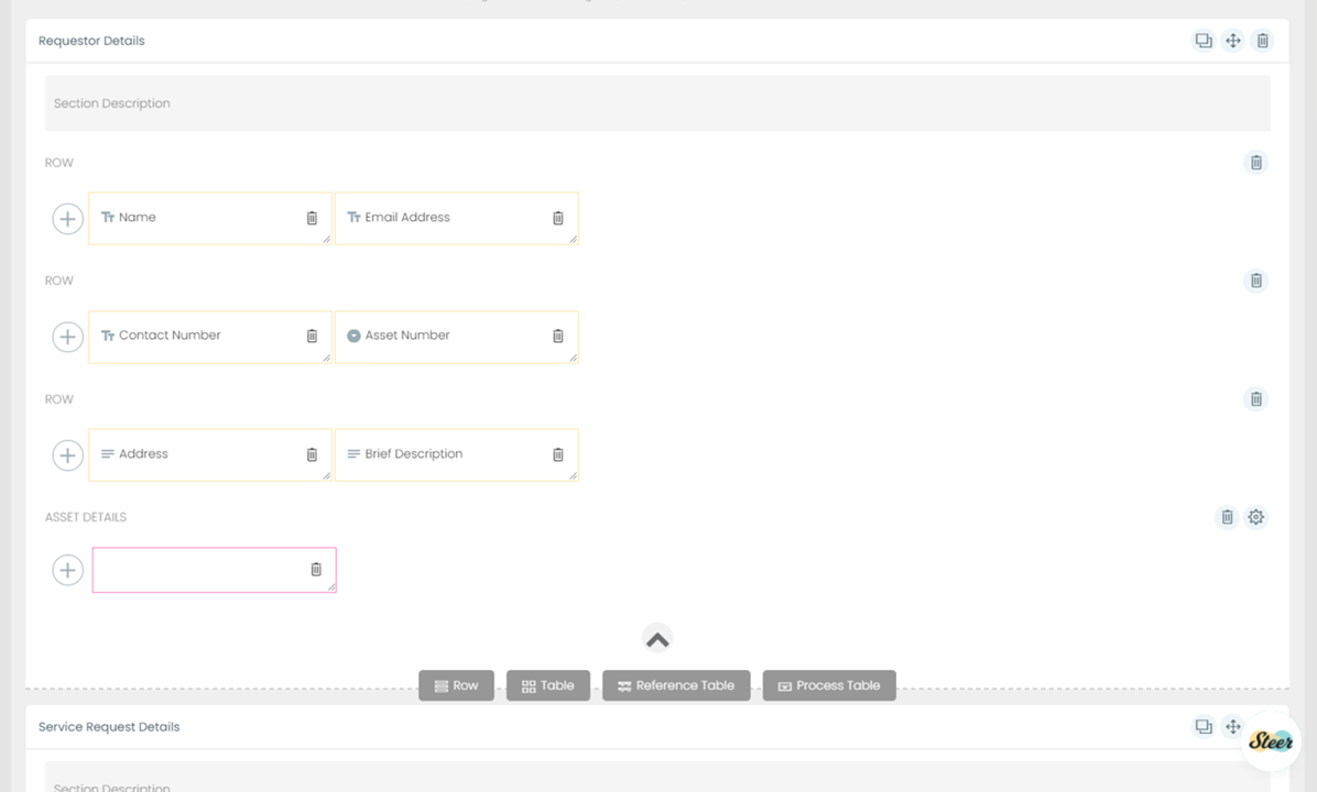 Fig. 3: Facilities Management Form Builder Preview