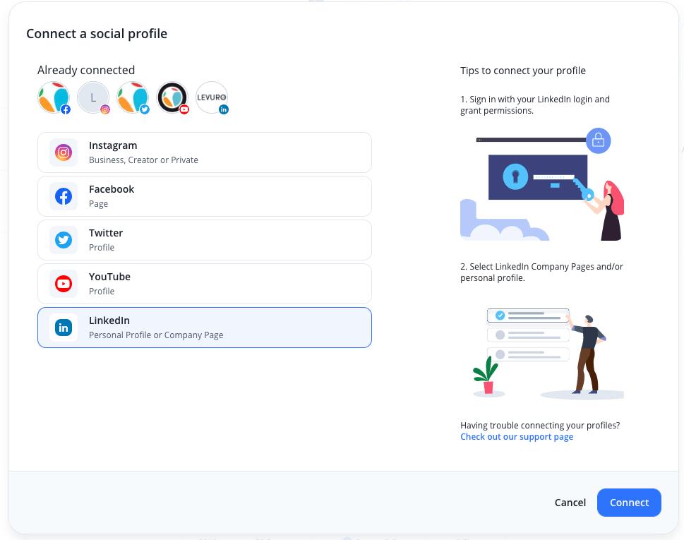 Select Linkedin
